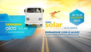 Aldo Solar na Intersolar 2021