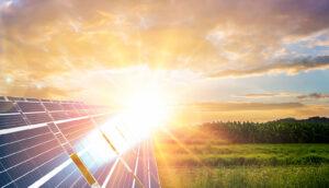 energia solar nas granjas