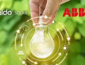 Aldo Solar & ABB: soluções incríveis para energia solar