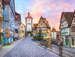 Cidade na Alemanha se desconecta da rede elétrica e consome 100% de energia renovável por uma hora