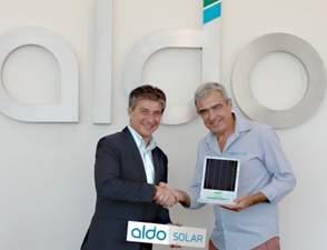 Jinko Solar firma com a ALDO o maior contrato de distribuição de sua história