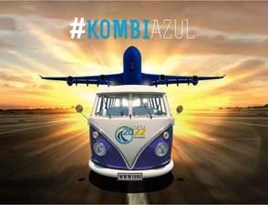 ALDO abastece sua #Kombiazul com milhares de equipamentos em promoção pelo site
