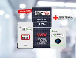 Coronavírus: Aldo oferece geradores Emergência/Sobrevivência a preço de custo, sem lucro