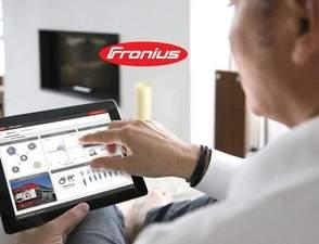 O gerenciamento inteligente de energia com o inversor Fronius