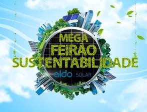 No mês da sustentabilidade, Mega Feirão tem oferta de geradores de energia solar com até 20% de desconto