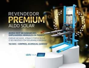 ALDO Solar promove campanha para revendedores e instaladores