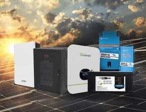 Como dimensionar um gerador energia solar off-grid?