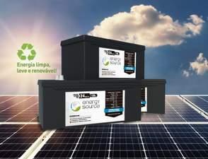 Parceria promove sustentabilidade com a reutilização de baterias de íon de lítio em larga escala
